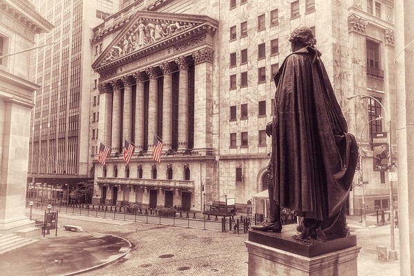 Washington Over Wall Street