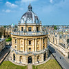 Radcliffe Camera, Oxford, UK.