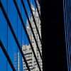Reflection of the Chrysler Building