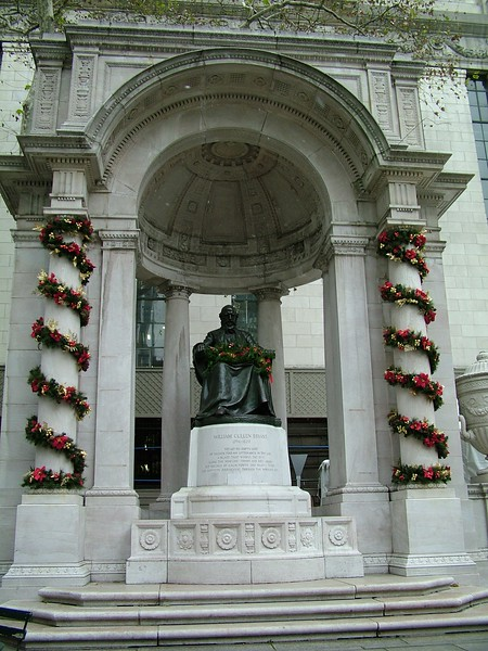 William Cullen Bryant - NYC