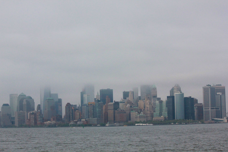 Manhattan Skyline ~ NY