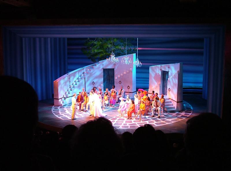 Mamma Mia - Broadway - NYC