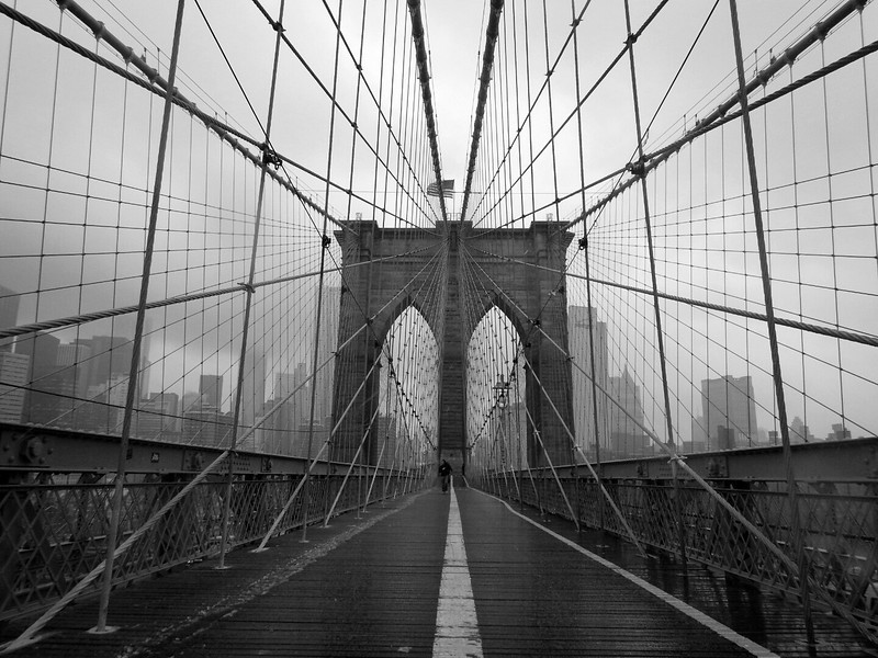 Brooklyn Bridge. 2014.