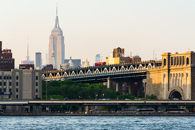 Empire State with Bridge 1
