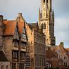 The Belfry of Bruges (Medieval bell tower)