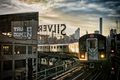 7 Train Subway NYC