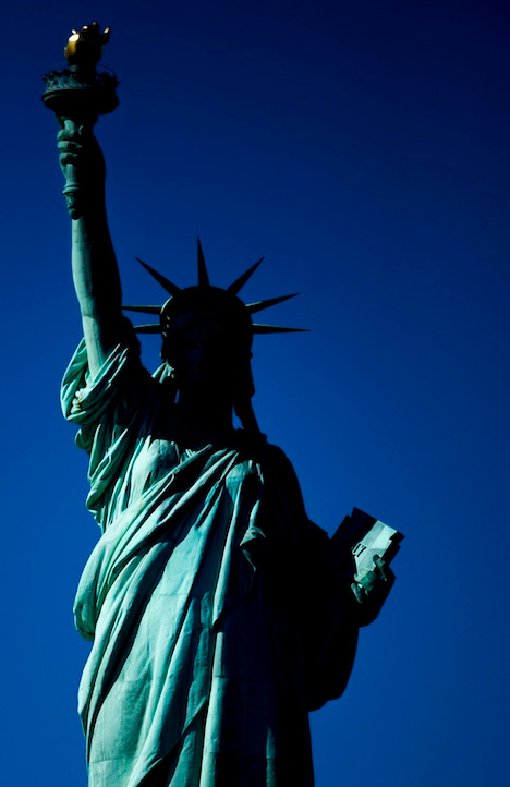 2015 Statue of Liberty