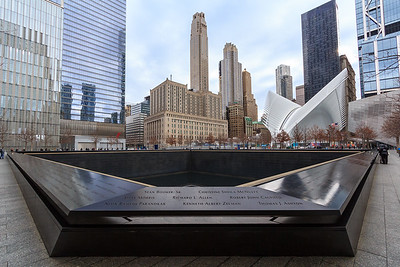 World Trade Center Memorial, Oculus