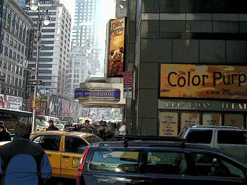 West 53rd St.