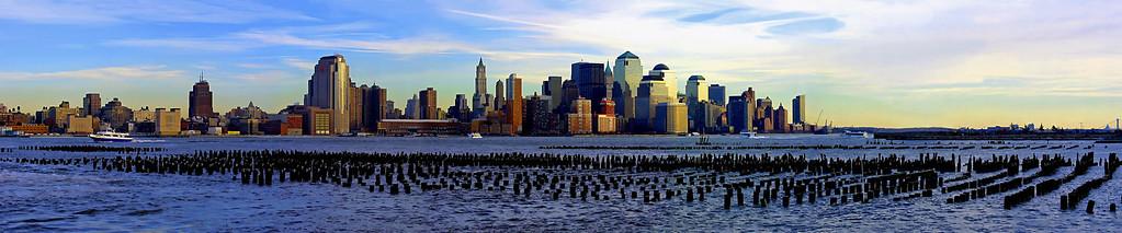 NYC - Hoboken NJ
