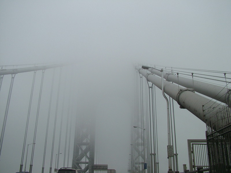 George Washington bridge - NY