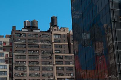 Water Tower - New York