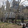 Bryant Park, Avenue of the Americas