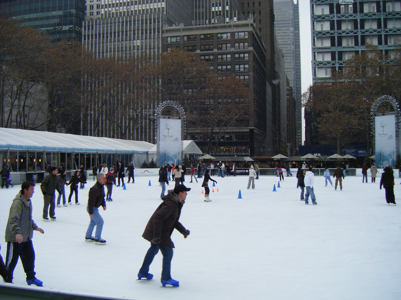 Bryant Park - NYC