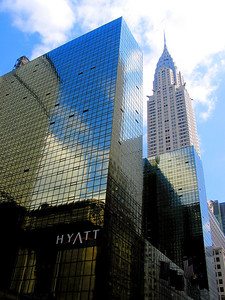 Grand Hyatt Hotel  Manhattan