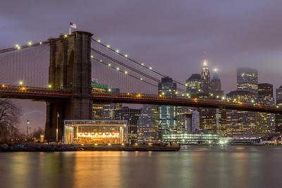 Stormy Night in Brooklyn