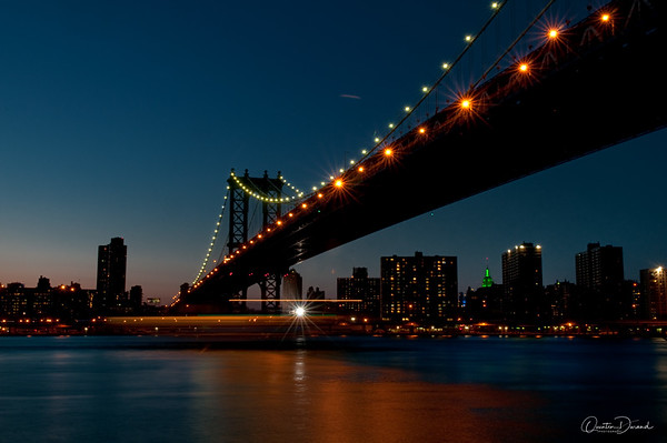 Manhattan Bridge - New York