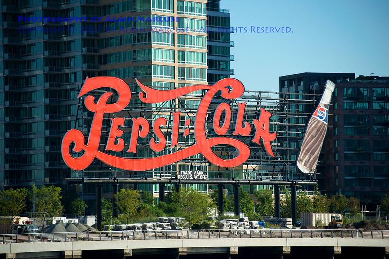 Pepsi-Cola signzilla