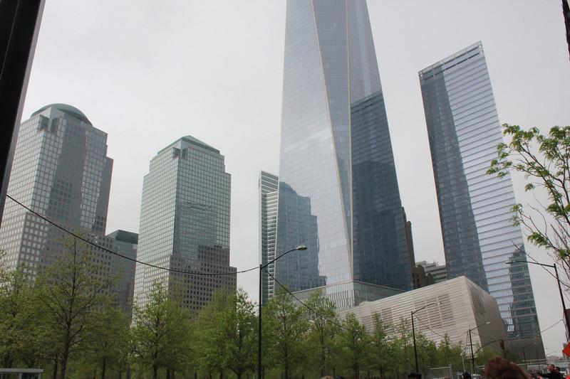 Ground Zero, buildings