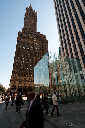 Apple Store - 5th av. New York
