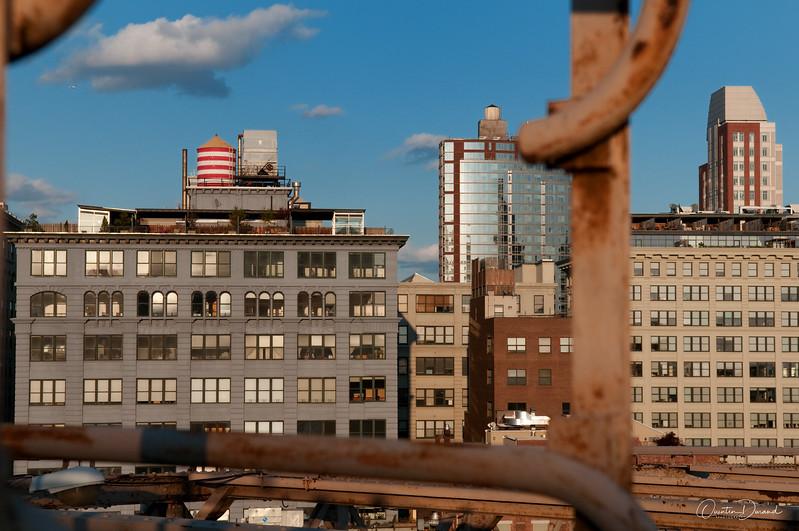 From Brooklyn Bridge - New York