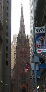 Trinity Church Ground Zero