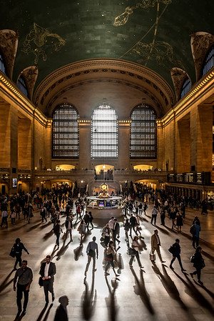 Grand Central Terminal's main concourse