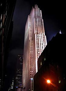 Rockerfeller Building New York