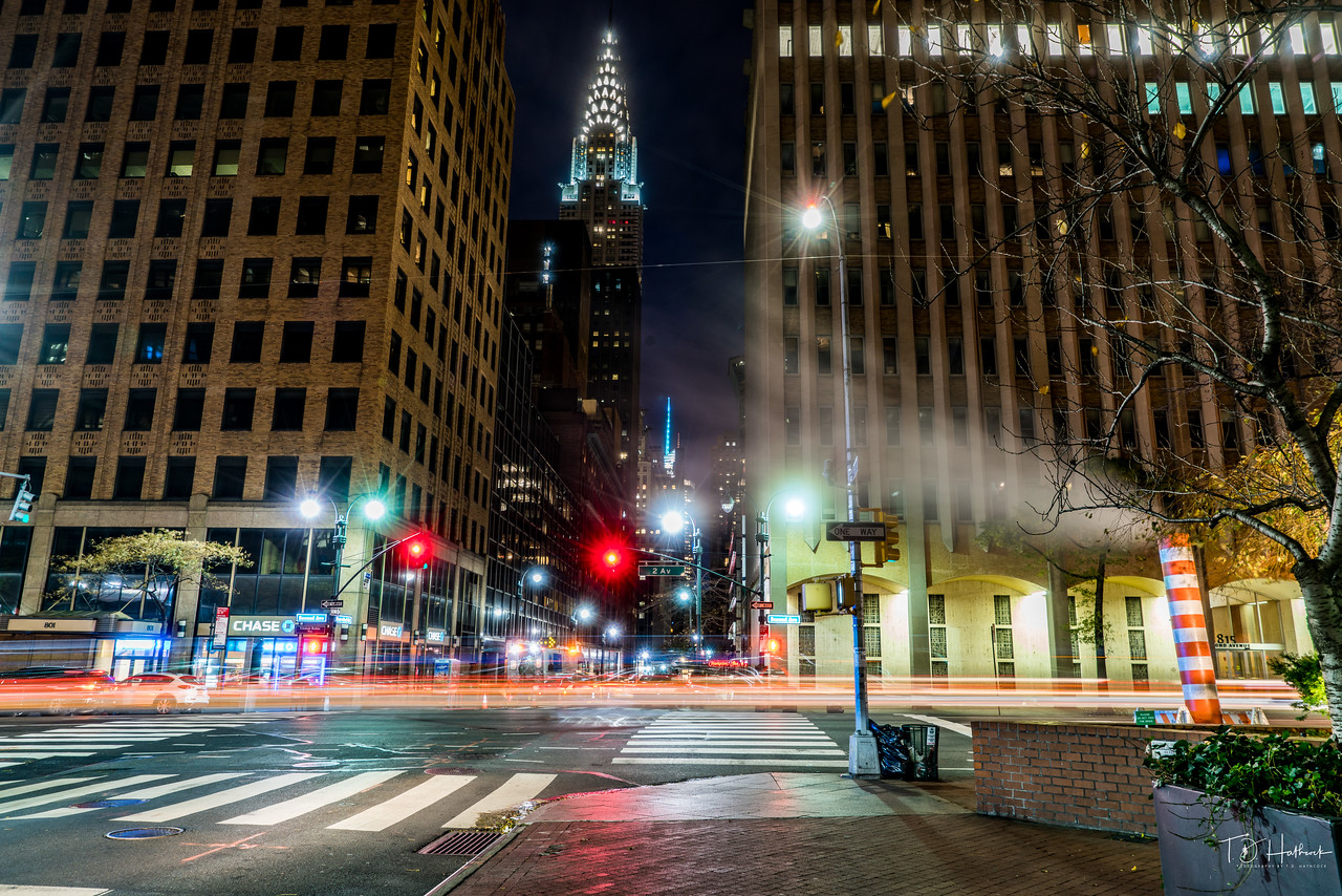 Steam and the Chrysler Building