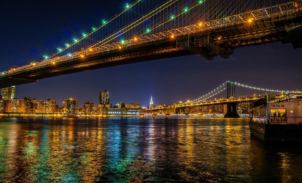 New York from Brooklyn