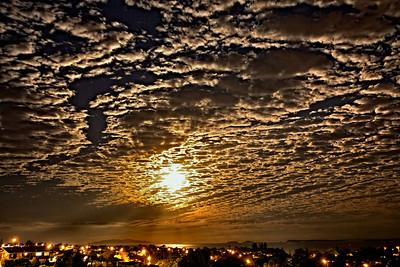 Torbay Moonrise
