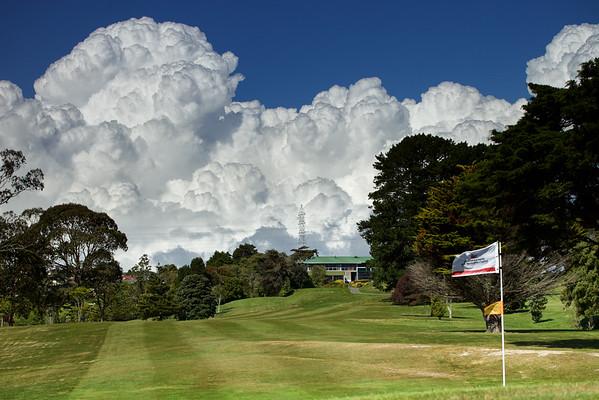 Maungakiekie cloud tsunami