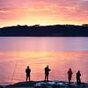 Waitemata fishermen
