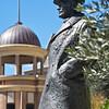 Statue of Lord Bernard Freyberg, V.C.  in Freyberg Place