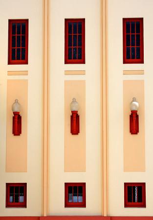 Art Deco facade, Napier