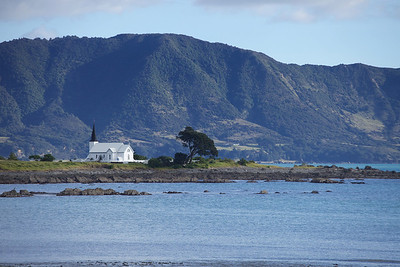 East Cape church