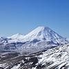 Mount Ngauruhoe  Cloud Cap
