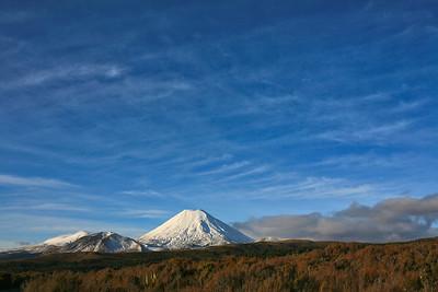 Tongariro view