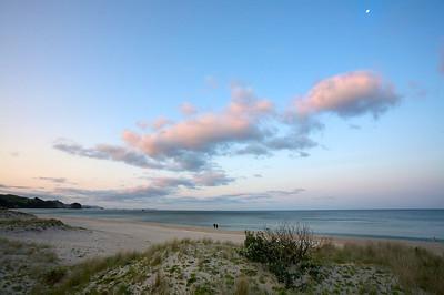 Dusk, Whiritoa Beach , Coromandel