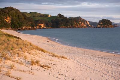Whiritoa Beach, Coromandel, sunrise