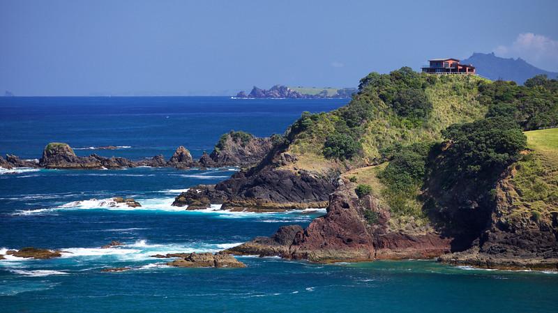Tutukaka coastline
