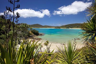 Matai Bay  on the Karikari Peninsula in Northland