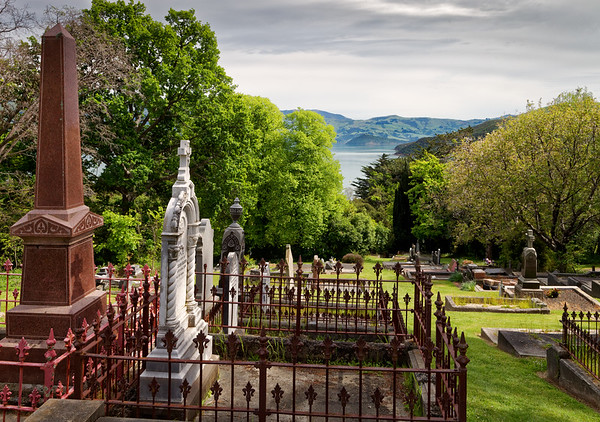 Akaroa French Cemetery