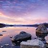Lake Tekapo evening