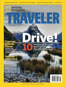 National Geographic Cover