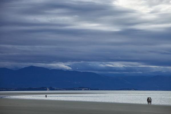 Tahunanui beach, Nelson