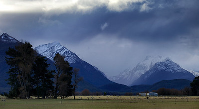 Mt Aspiring Sheep Station