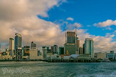 Downtown Auckland CBD