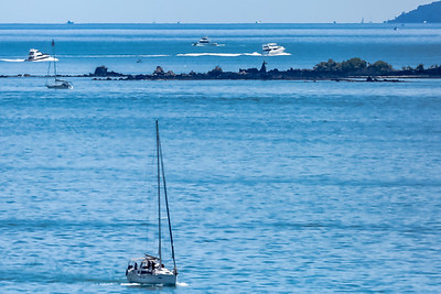 Boats , displacement planing hull launches  , yachts , runabouts . luxury boats , it is Auckland a Boatie's Paradise