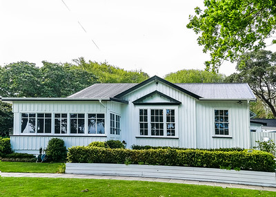 Historic Hirst Cottage  Taranaki